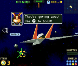 Star Fox 2 was almost complete but Nintendo decided against releasing it, fearful that the emerging 32-bit machines would make it look too primitive