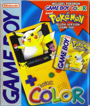 The Game Boy Color - along with Pokémon - helped bring the aging technology to a fresh new market