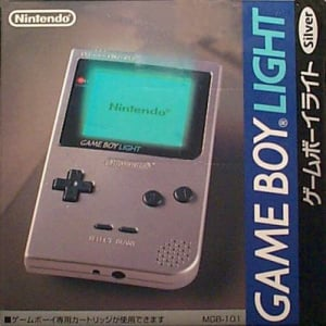 The Japan-only Game Boy light solved the issue of having to play under a lamp
