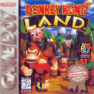 Rare's Donkey Kong Land would replicate the same success enjoyed by its SNES-based sibling, Donkey Kong Country