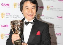 It's-a me-ah... Miyamoto!