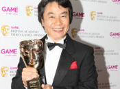 Miyamoto Humbly Accepts BAFTA Fellowship Award