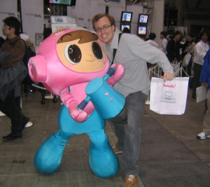 Mr Driller DSiWare: human not included