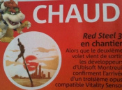 Red Steel 3 Teased in Official French Nintendo Magazine