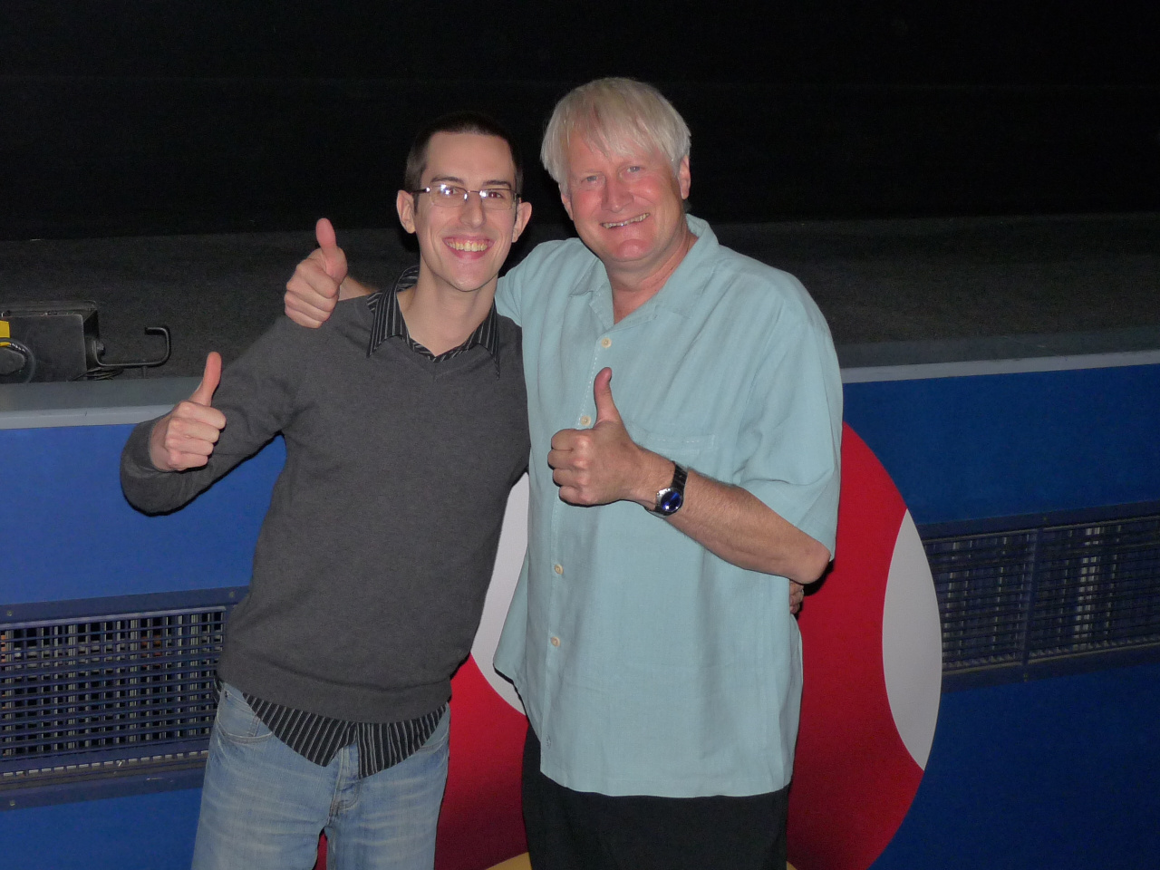 Charles Martinet Shares Your