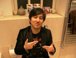 This is the only picture of Suda51 you need.