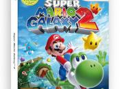 Super Mario Galaxy 2 Lands with Bonus DVD