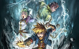 Golden Sun is sure to be one of the DS's biggest titles