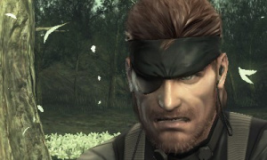 Cheer up, Snake, there's not a Final Smash in sight!