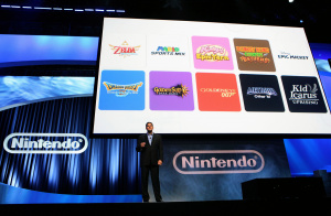 All this and more from Nintendo