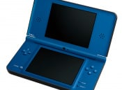 Get Your DSi XL in Sultry Midnight Blue, North America