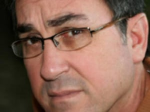 The reason for Pachter's nervous look? He just realised he said something positive about a Nintendo product