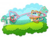 Kirby's Epic Yarn Co-Operative Play