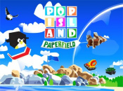 Get More Cutesy DSiWare Racing with Pop Island: Paperfield