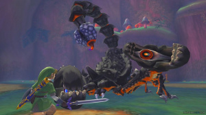 What memorable bosses will Skyward Sword present?