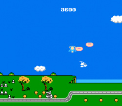 More Twinbee action for the VC
