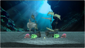 You can never have enough virtual fish on your Wii