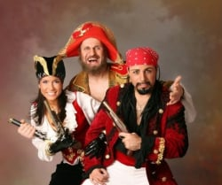 You too could have this much fun with Sid Meier's Pirates!