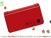 Japan Receives Red DSi XL in Honour of Mario's 25th Anniversary