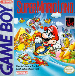 Super Mario Land + 3DS Virtual Console = gaming bliss