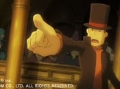 Drool at this Professor Layton vs Phoenix Wright Trailer