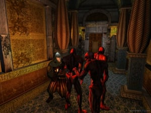 Eternal Darkness: Sanity's Requiem - Who wouldn't be driven mad?