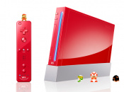 Japan Receives Red Wii in Honour of Mario's 25th