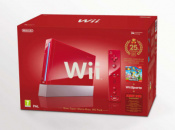 Limited Edition Red Wii Europe-Bound Before Christmas