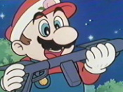 Super Mario Bros. Nearly Had a Shoot 'em Up Stage