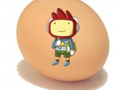 Super Scribblenauts' UK Marketing Scheme Involves Eggs