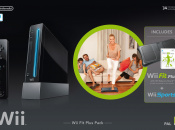 Black Wii Fit Plus Bundle Steps Up to UK on December 3rd
