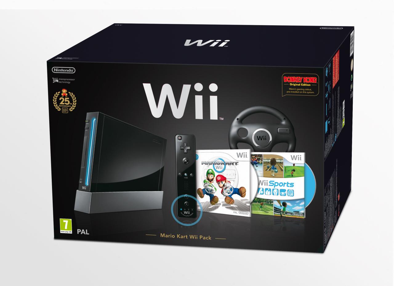 Limited edition mario kart wii bundle under starter 39 s orders nintendo life - Mario kart 8 console bundle ...