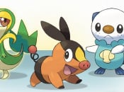 Meet Snivy, Oshawott and Tepig, Pokemon Fans