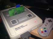 Super Everdrive Flash Cart Miniaturises Your SNES Collection