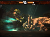 3D Dino Fighting Detailed in Combat of Giants: Dinosaurs 3D