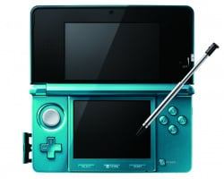 The Aqua Blue 3DS