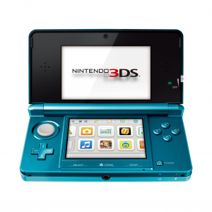 Get a sneak peek at the 3DS's built-in software