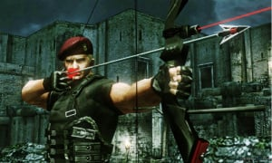 Krauser: Silent but deadly