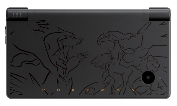 limited edition pokemon black and white dsis to hit europe nintendo life. Black Bedroom Furniture Sets. Home Design Ideas