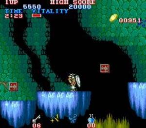 A bit easier than the last Capcom arcade games
