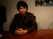 Sakurai Gives Tips on Optimum Conditions When Playing 3DS