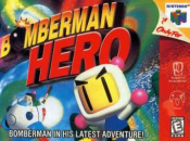 Bomberman Hero Gets Rated for Virtual Console
