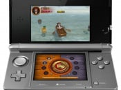 Captain Jack Sparrow and Crew Jumping Ship to 3DS