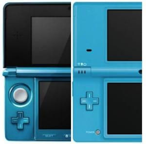 New D-Pad position on 3DS just takes a little getting used to