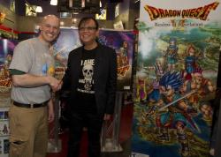 Yuji Horii and Larry LaHaie