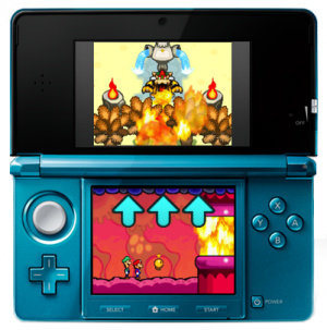 Play your DS games on your 3DS!