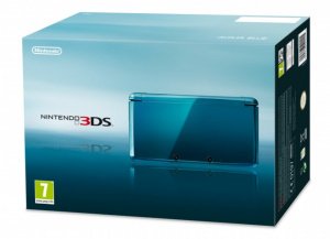 3DS retail packaging