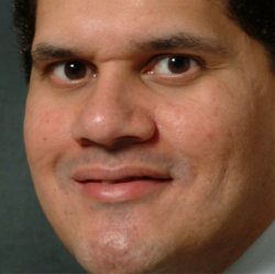 The face Reggie makes when he thinks about the iOS App Store