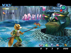 Star Fox Adventures was Rare's only GameCube title, and ended up being something of a disappointment