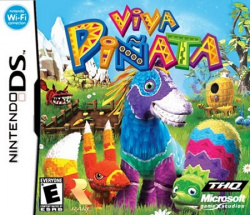 Viva Pinata Pocket Paradise proved that Rare's relationship with Nintendo wasn't totally over